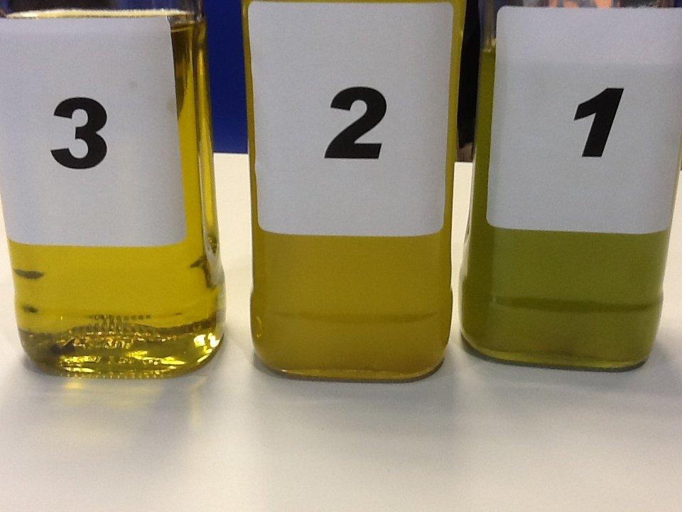 È giusto fare una campagna di comunicazione destinata al consumatore con campioni di oli difettati?