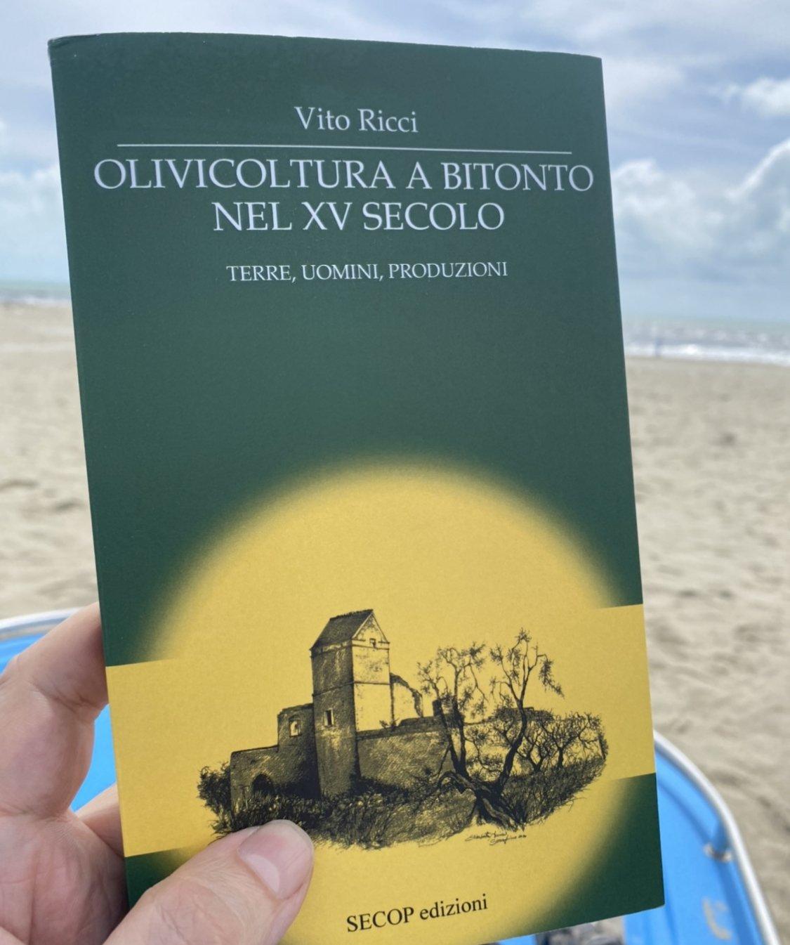 Come era l'olivicoltura a Bitonto nel XV secolo?