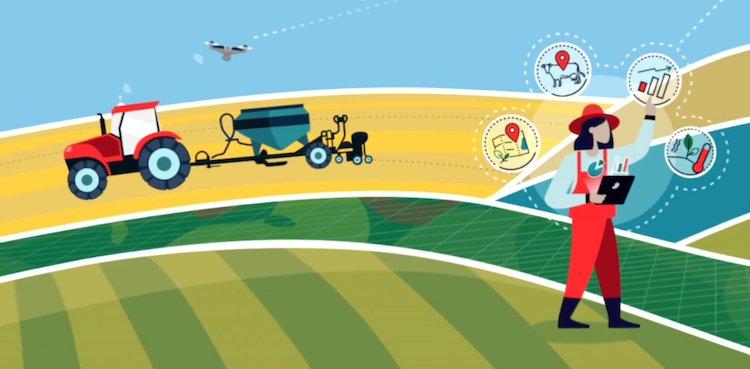 Anche la tecnologia agricola diventa più sostenibile