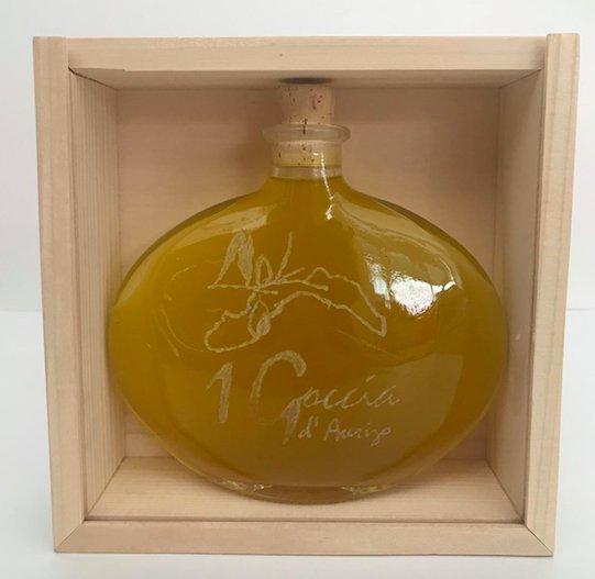Quest'olio lo produce un eroe dell'olivicoltura estrema d'alta quota