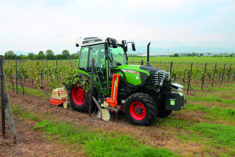 Arriva Enovitis in campo, la tecnologia al servizio dell'agricoltura