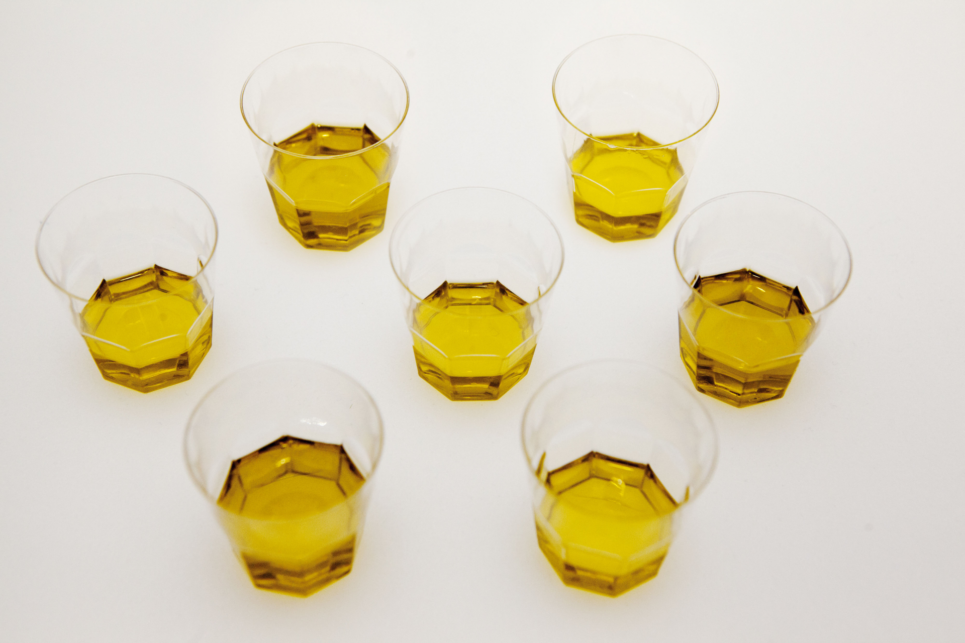 Gli extra vergini finalisti al Milan International Olive Oil Award secondo la giuria consumatori