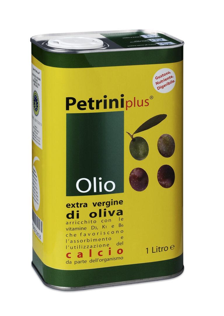 Un extra vergine brevettato: il Petrini Plus®