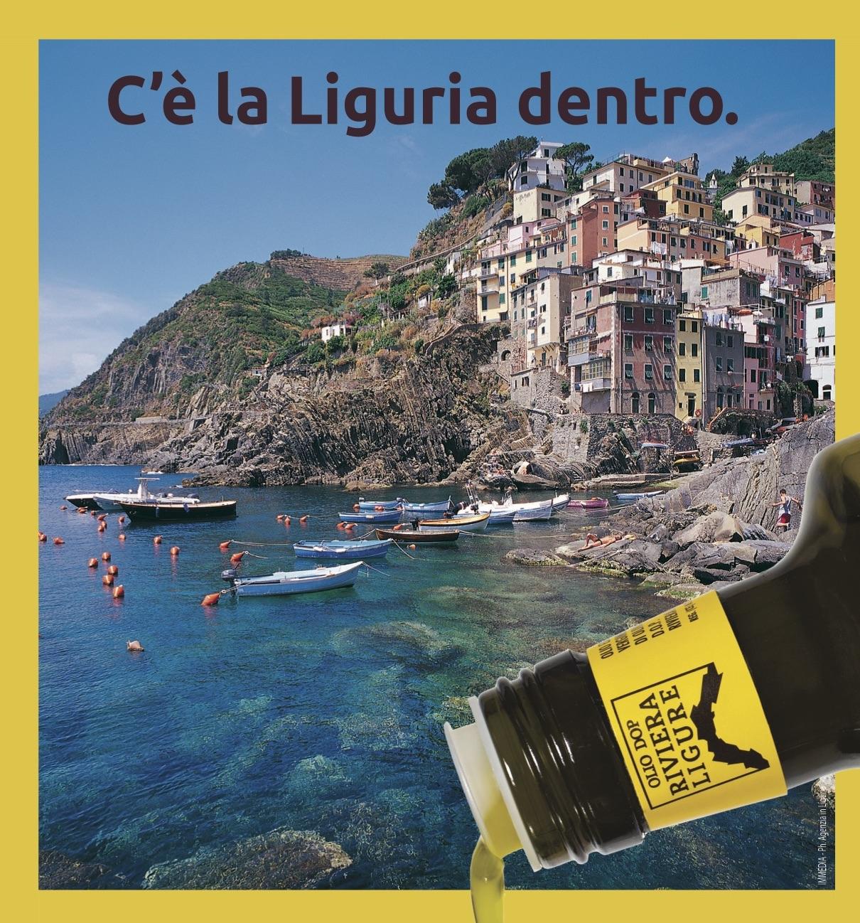 """Un tormentone estivo con protagonista l'olio: """"C'è la Liguria dentro"""""""