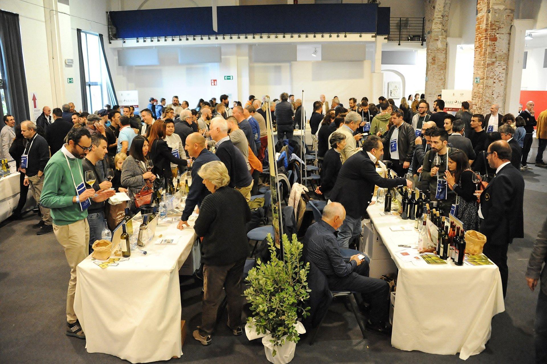Mare&Mosto a Sestri Levante è stato un grande successo per il vino e l'olio di Liguria