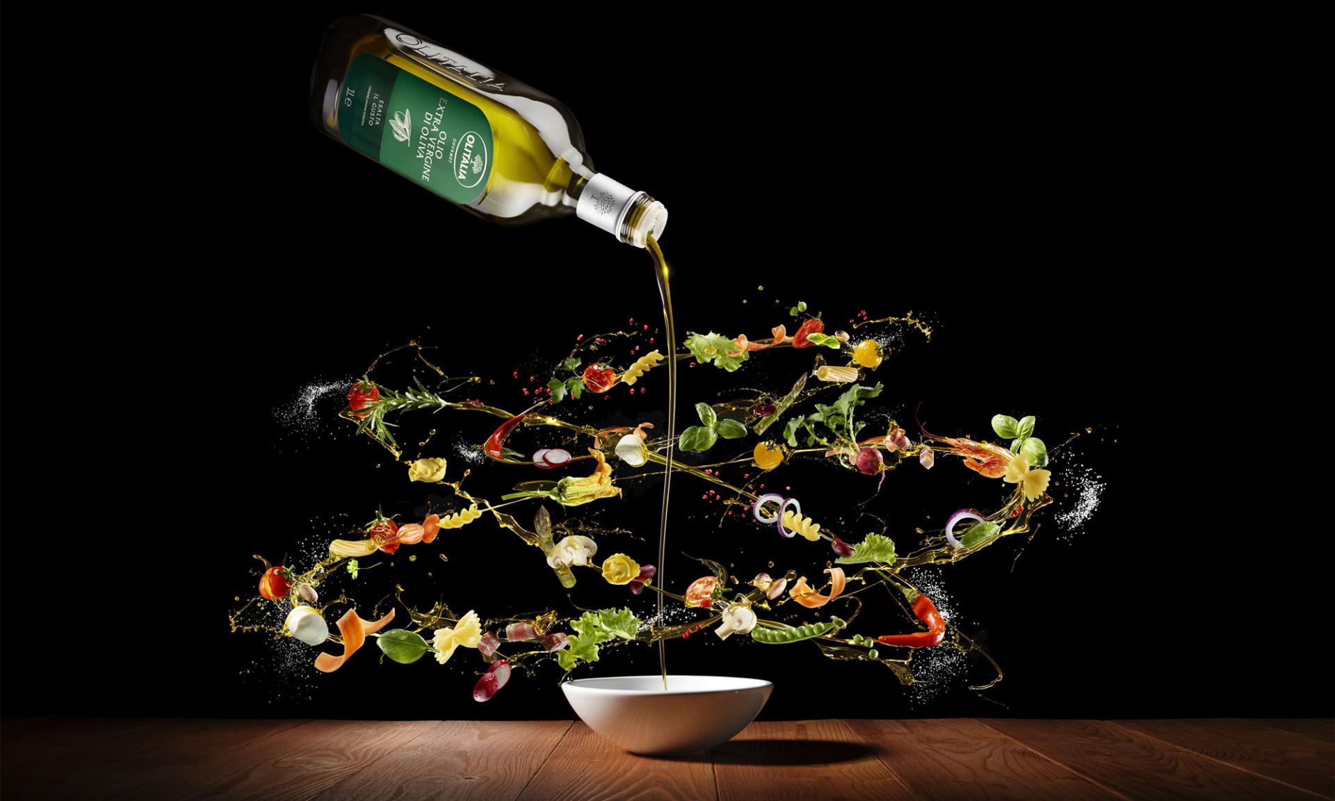 È Olitalia la marca preferita dagli chef italiani