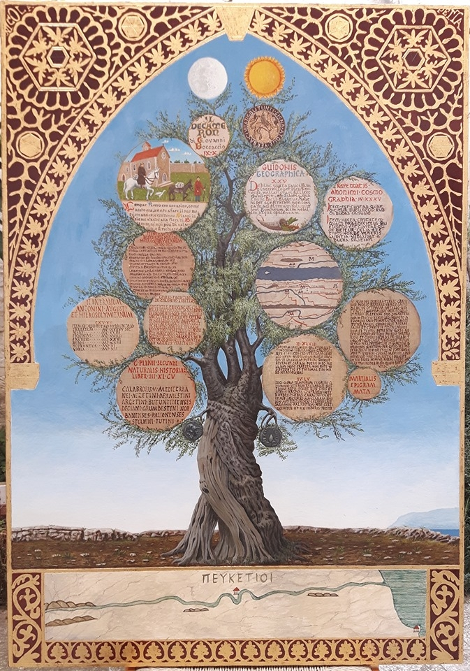 L'ulivo albero della vita