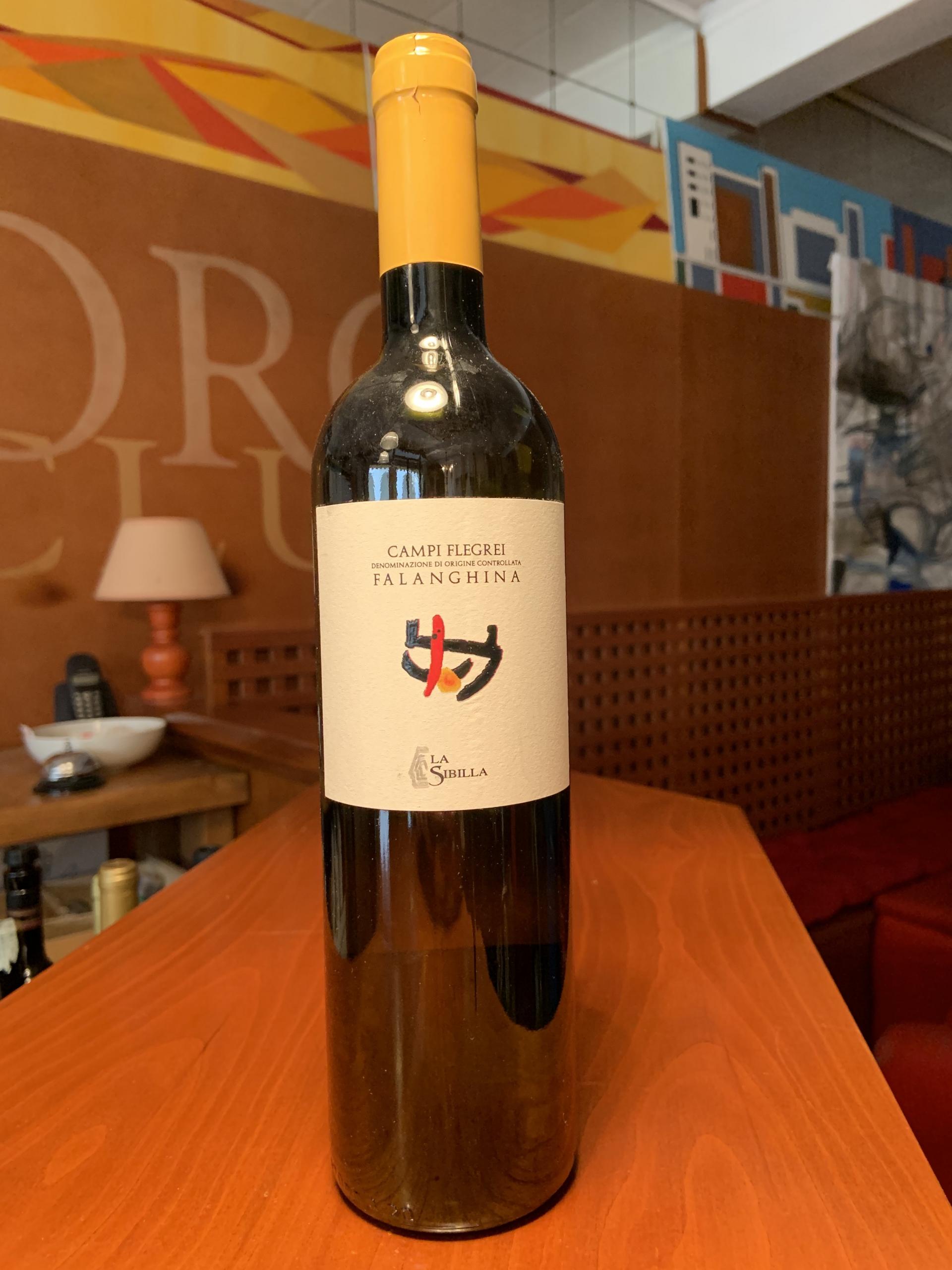 Il vino della settimana: Falanghina 2017, a firma La Sibilla