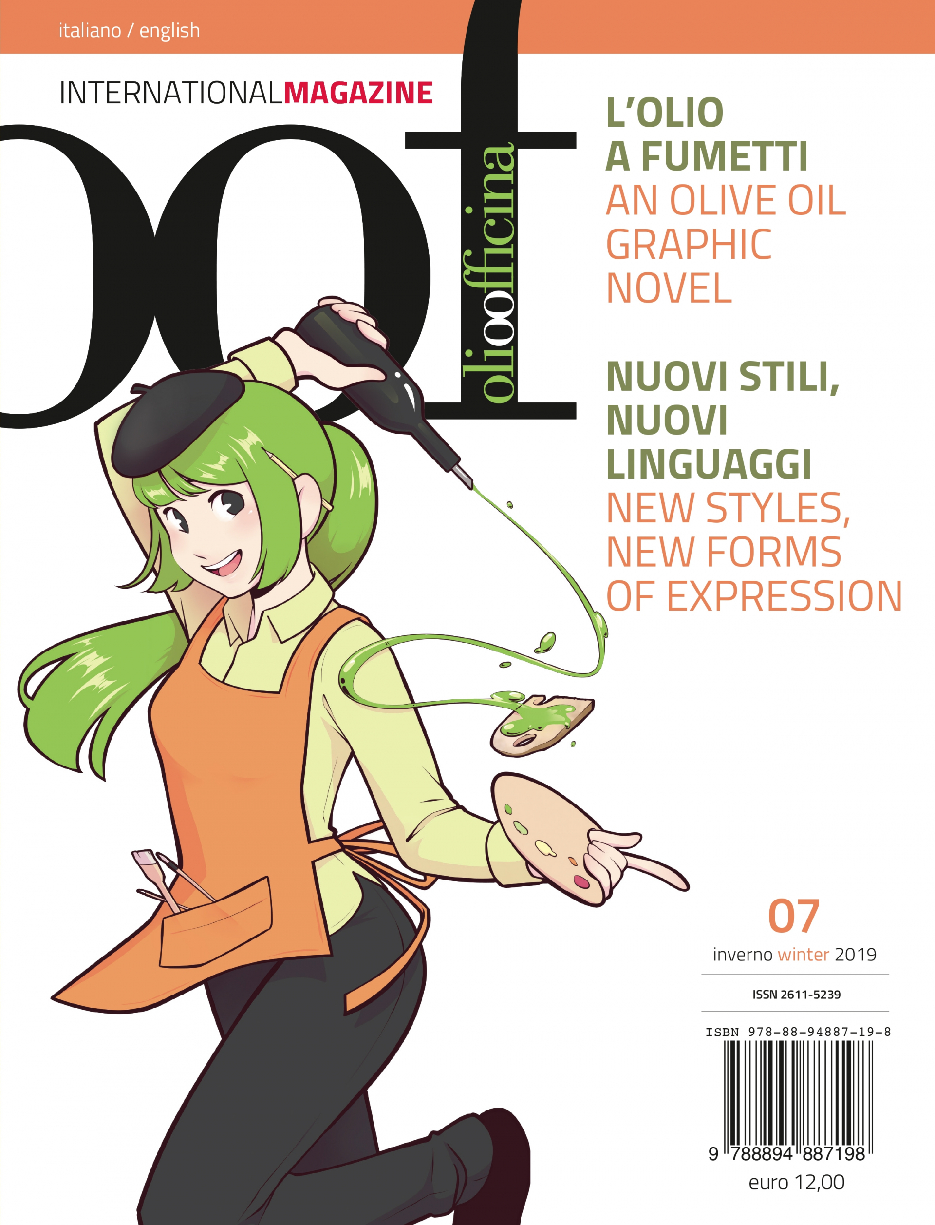 OOF International Magazine numero 7