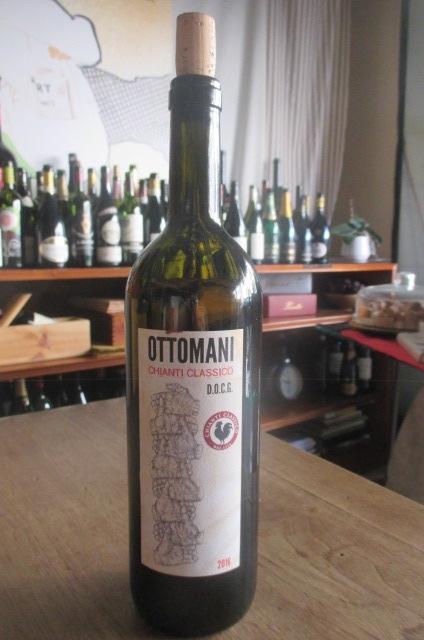 Il vino della settimana: il Chianti Classico 2016 di Ottomani