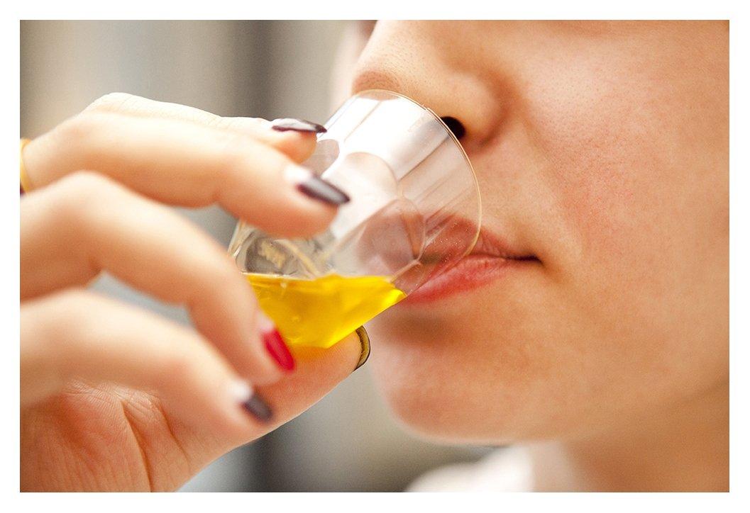 Effetti dell'olio sulla salute