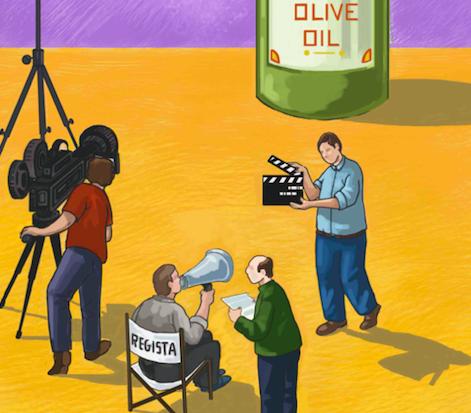 Spot pubblicitari a OOF 2019