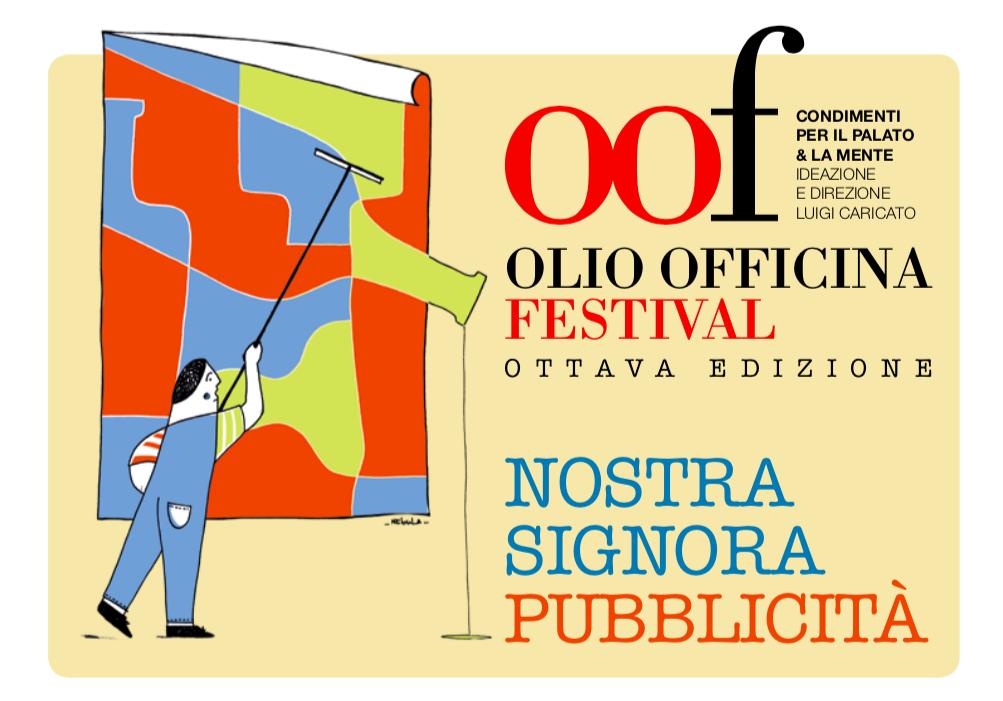 Indicazioni utili per quanti vogliano partecipare a Olio Officina Festival 2019