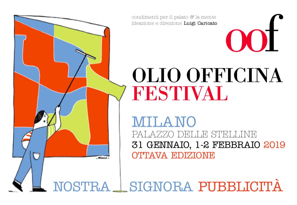 Arriva Natale e per regalo un ingresso a Olio Officina Festival 2019