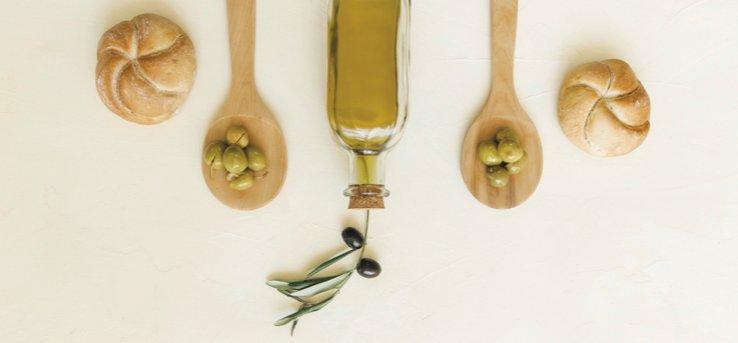 L'olio di Puglia al centro