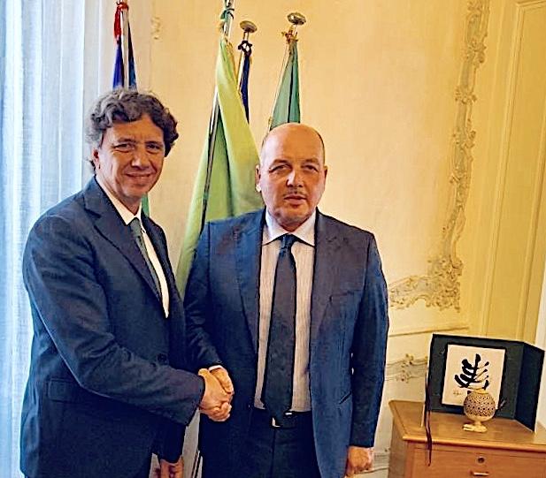 Un protocollo d'intesa per valorizzare l'olio italiano