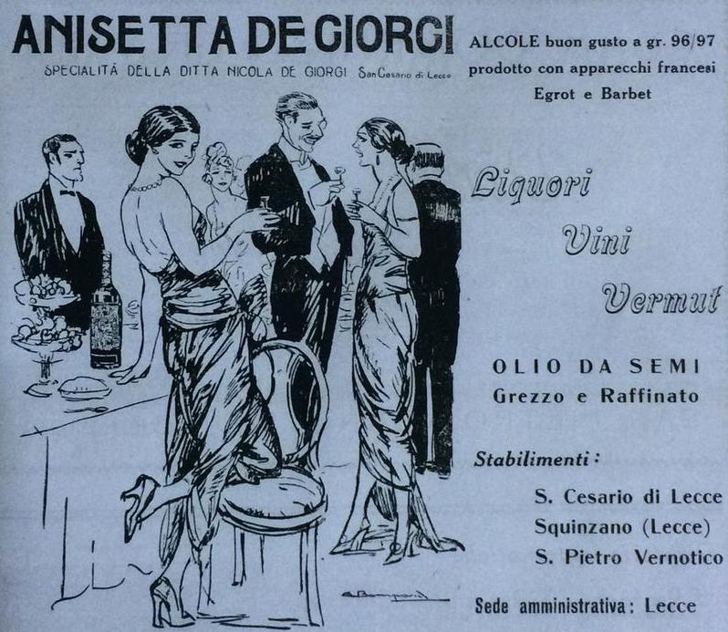 A San Cesario di Lecce, l'omaggio al distillatore Nicola De Giorgi