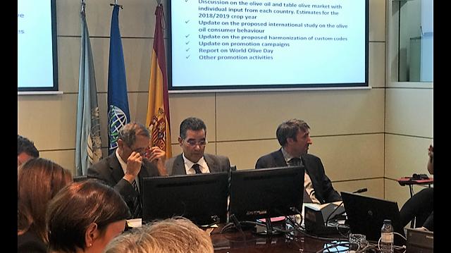A Madrid la 52^ riunione del comitato consultivo del Consiglio oleicolo internazionale