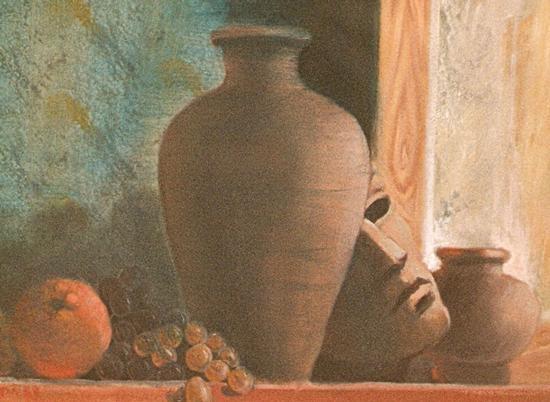 La Mostra di Angelo Licari al Museo della Civiltà dell'olio Sommariva