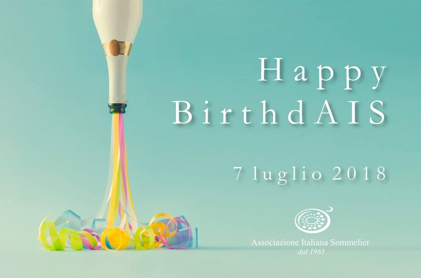 Sono 53 gli anni di Ais, l'Associazione Italiana Sommelier