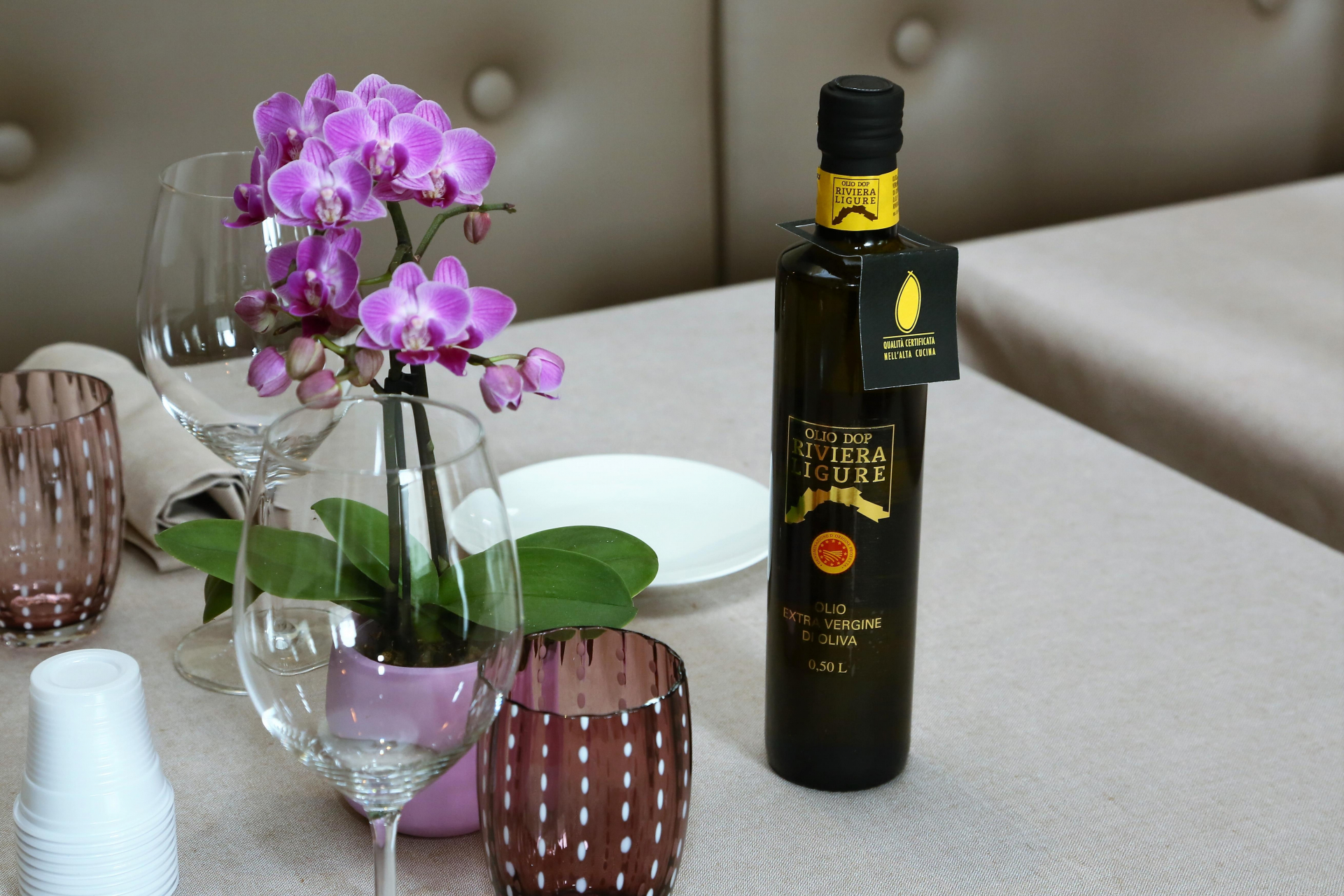 Storie d'olio in Liguria