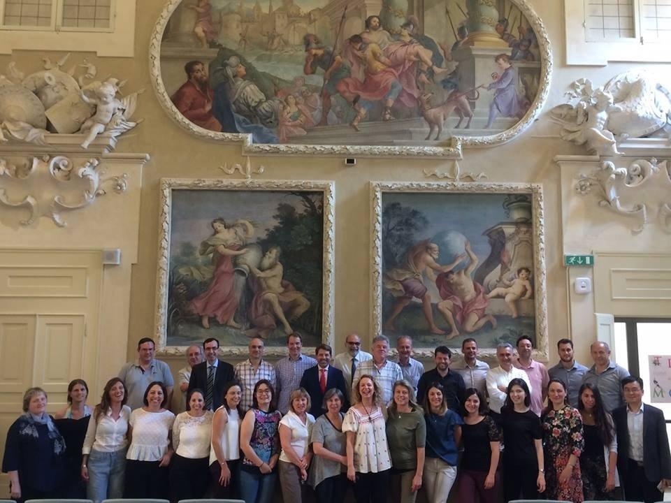 Bologna, si è concluso il terzo meeting e il review meeting del progetto Oleum