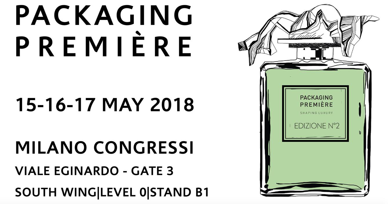 Milano, Arconvert a Packaging Première 2018, la mostra selettiva dedicata al packaging di lusso