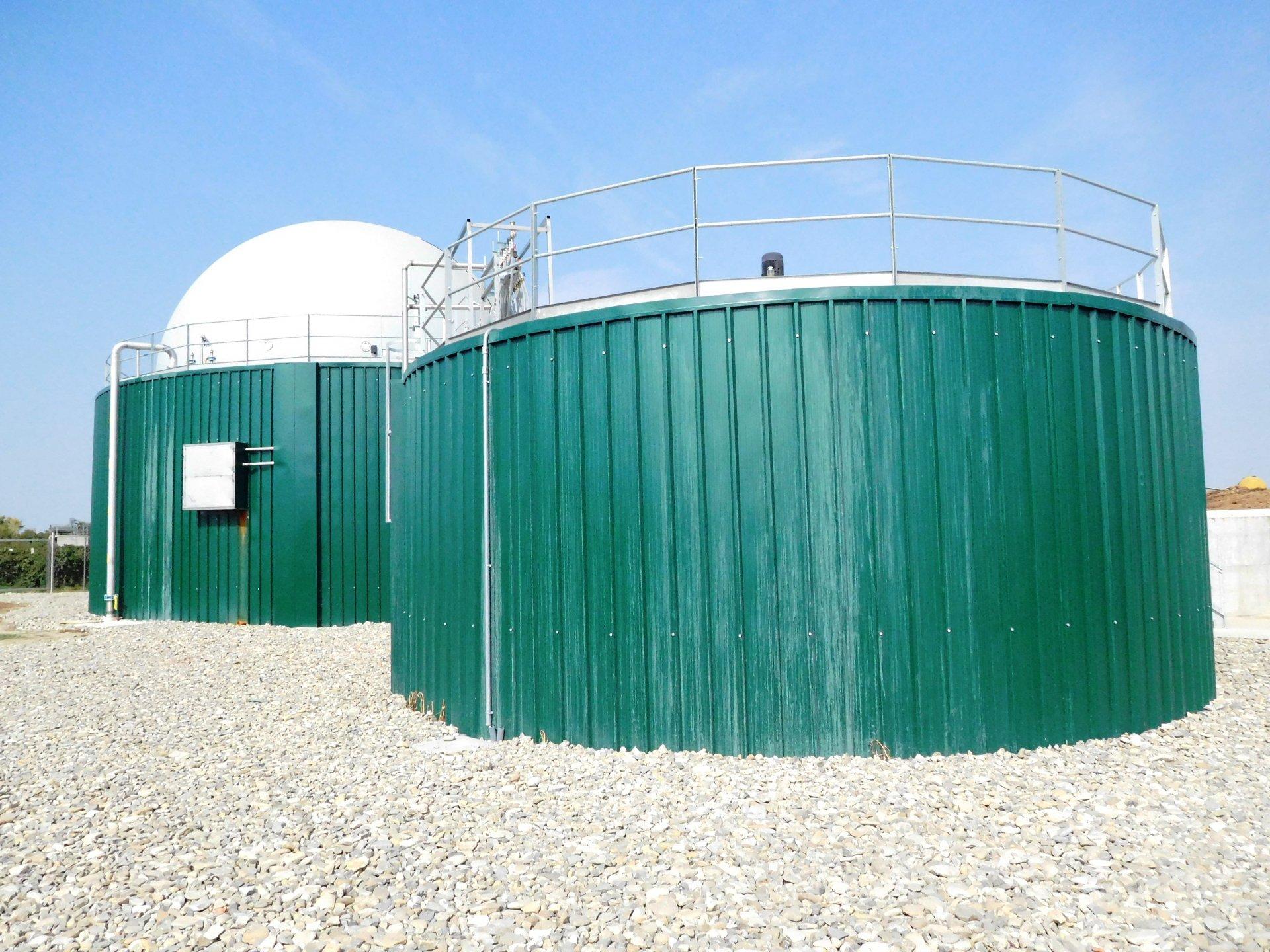 Il biogas per combattere gli inquinamenti