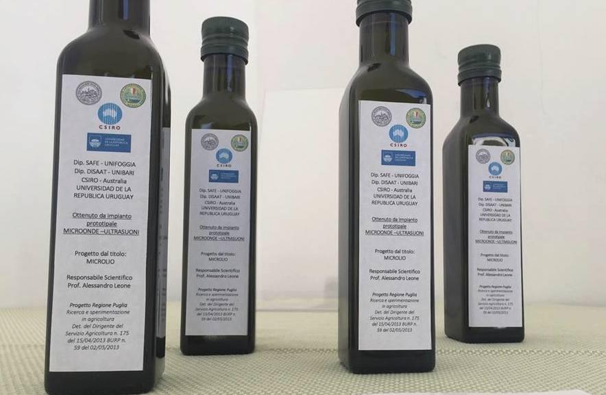La ricerca olivicola e olearia