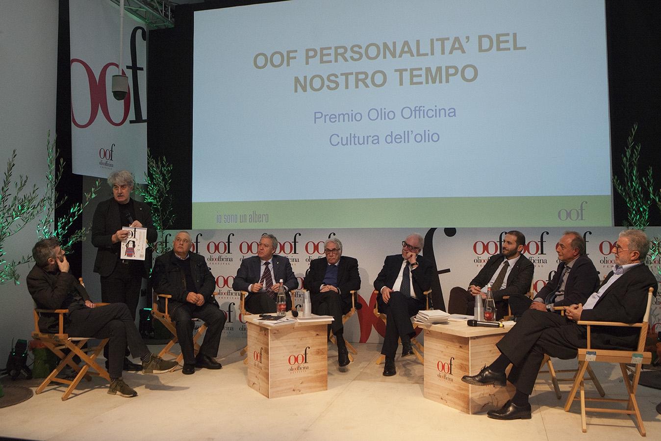 Il Premio Olio Officina 2018