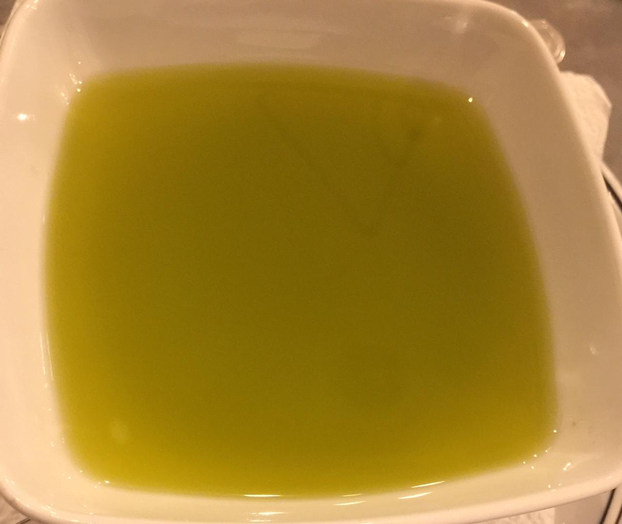 Di cosa si scrive sull'olio