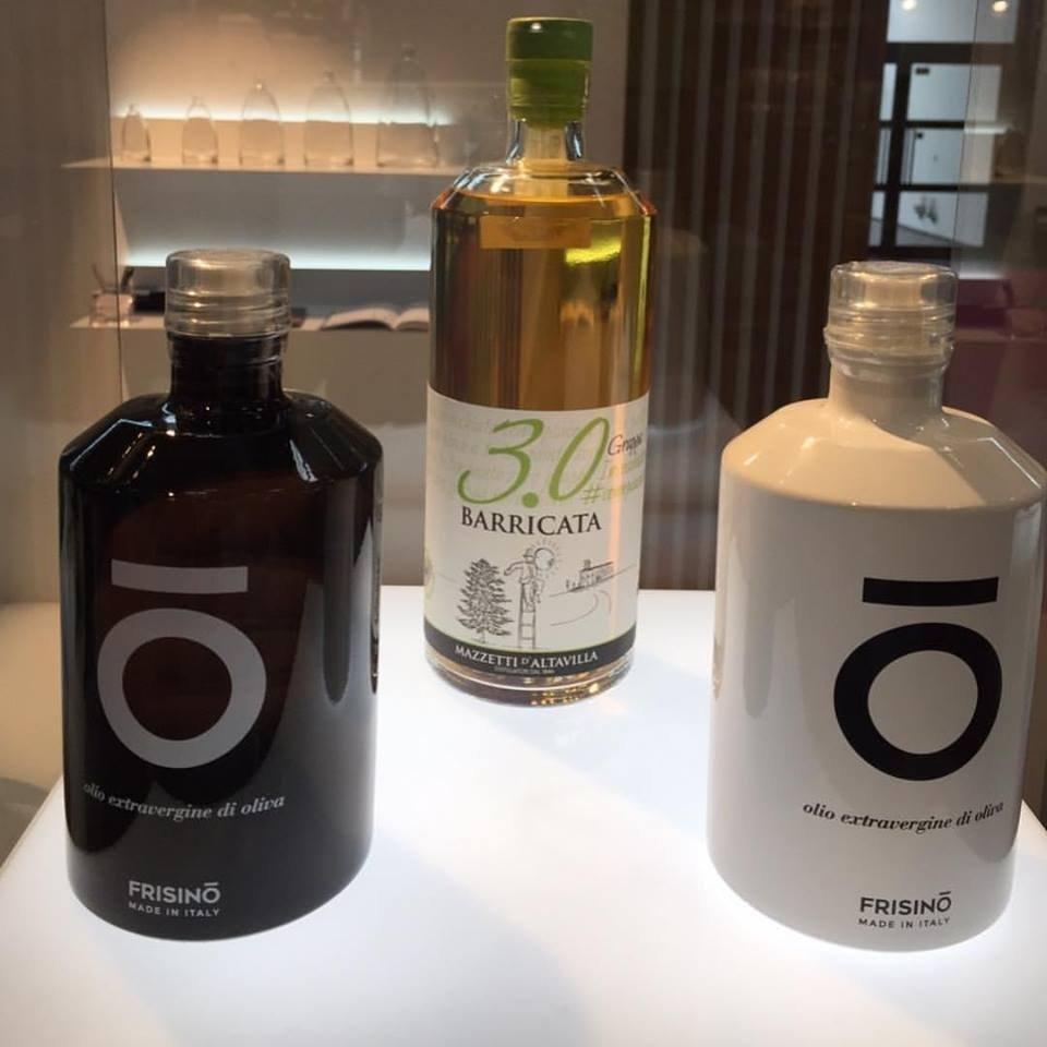 Tutti per l'olio da olive