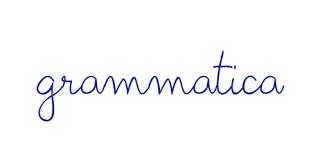 La grammatica è gioco