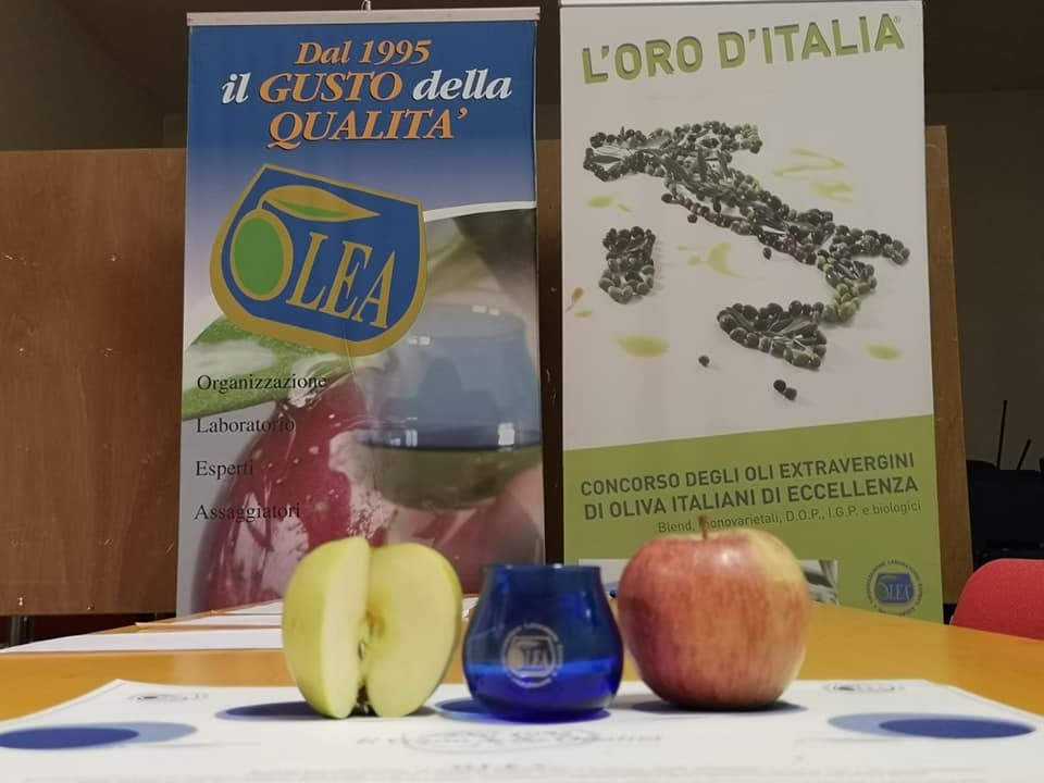 L'evento Gran galà dell'olio – L'Oro d'Italia viene posticipato a maggio