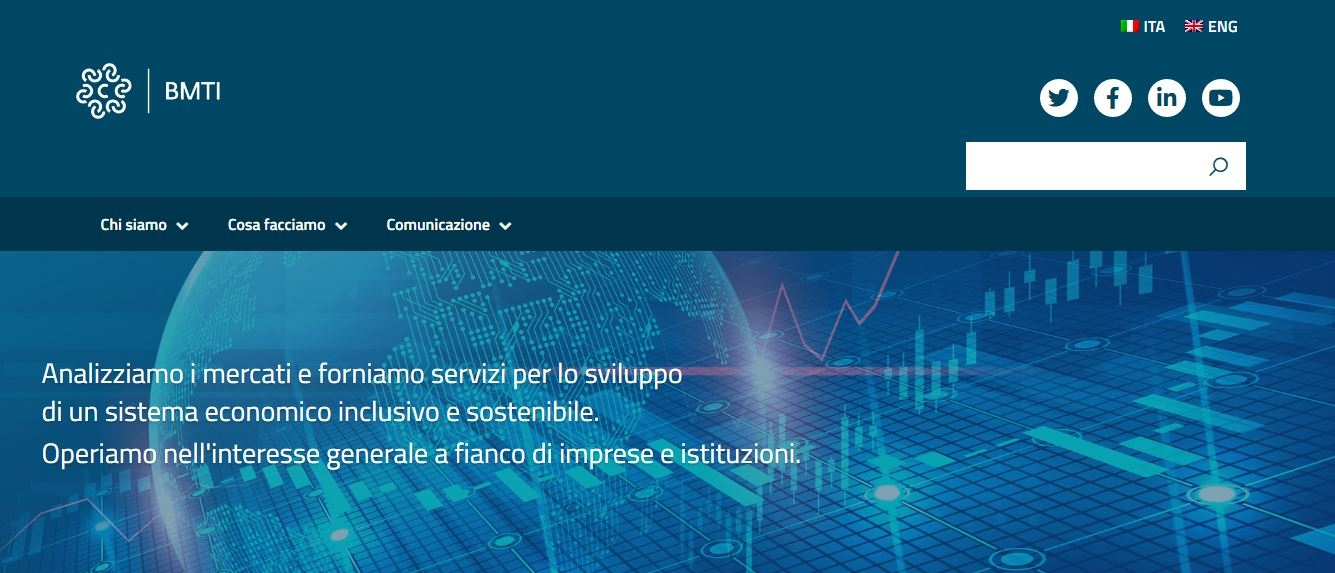 La Borsa Merci telematica rinnova il proprio sito