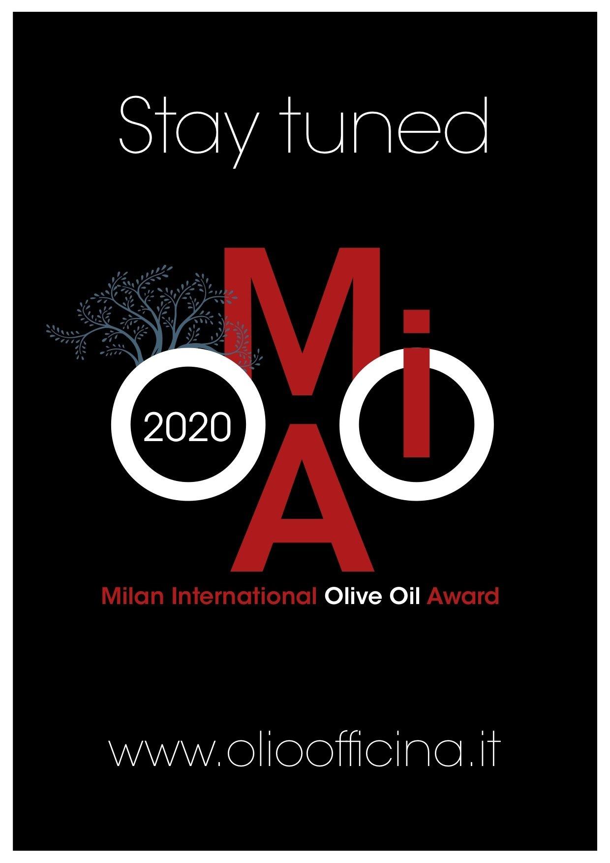 La qualità degli extra vergini della nuova olivagione in concorso al Milan International Olive Oil Award