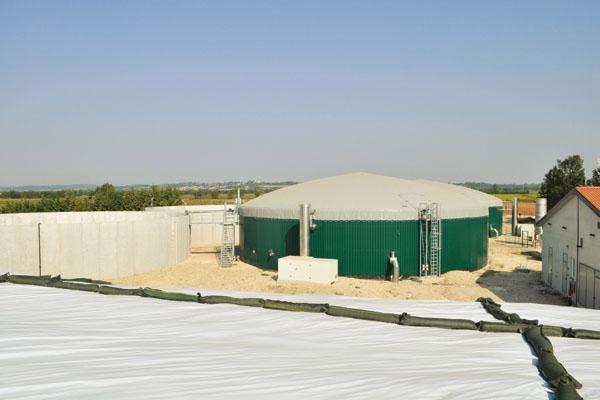 Energia, compost e biometano