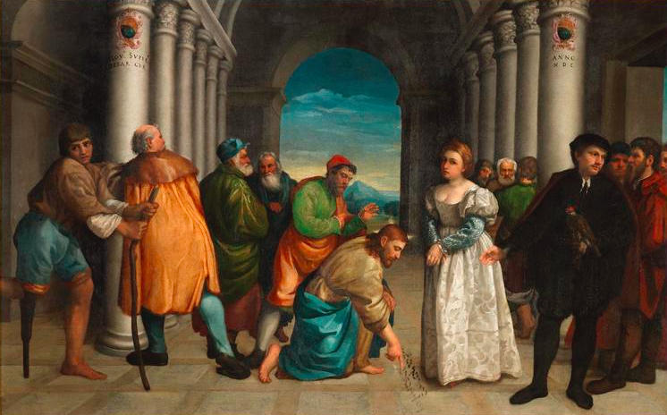 Gesù e l'adultera, un incontro che va oltre la morale convenzionale