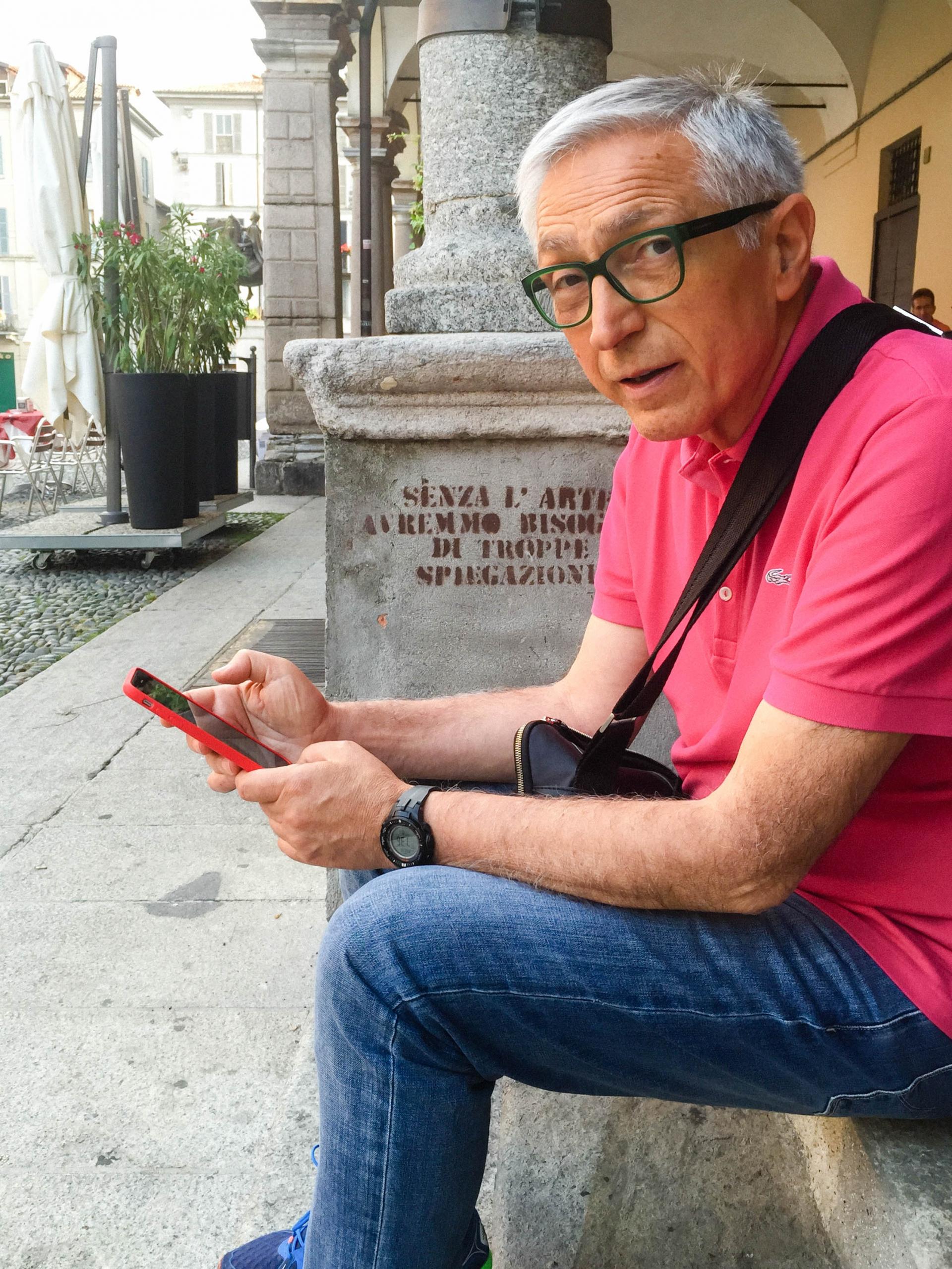 Premio OOF a Giorgio Cardone