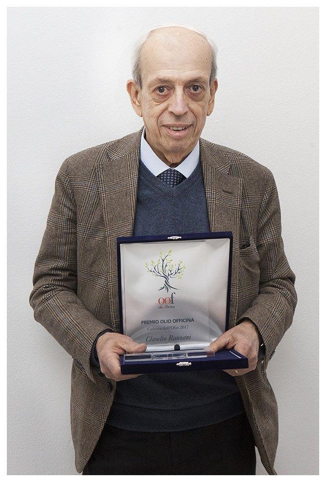 Premio OOF a Claudio Ranzani