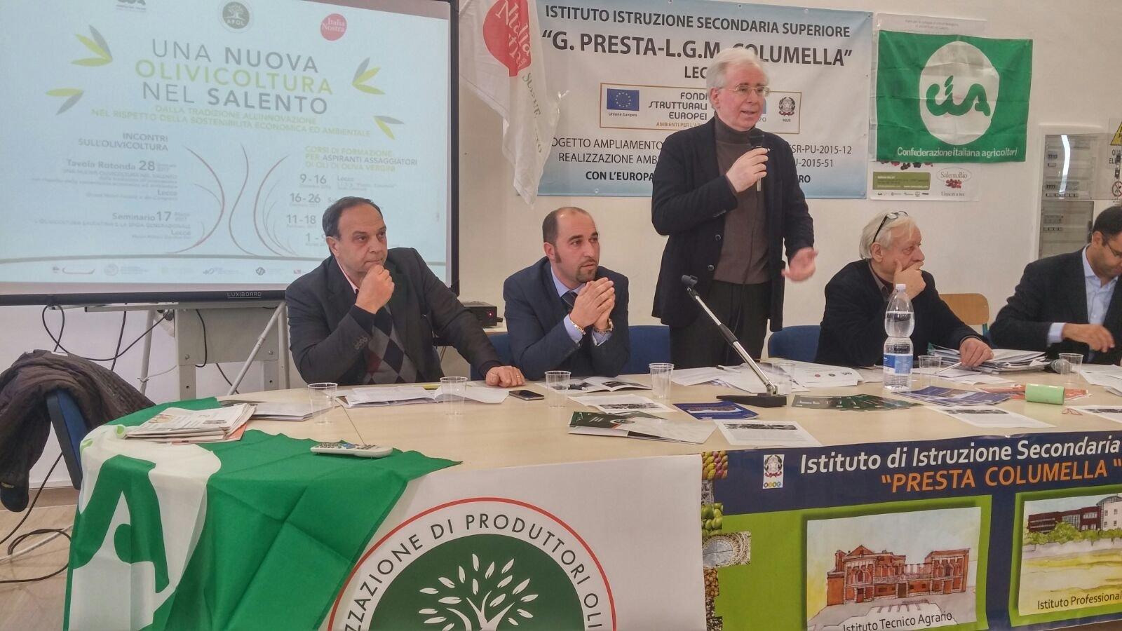 Il Salento verso una nuova olivicoltura: si apre la strada del rispetto della sostenibilità economica ed ambientale