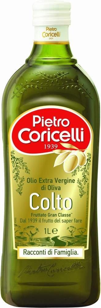 """Un olio """"Colto"""", pensato per chi sa apprezzare un gusto fruttato e deciso"""