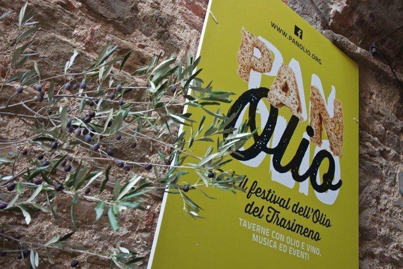 Torna Pan'olio, il festival dell'olio del Trasimeno