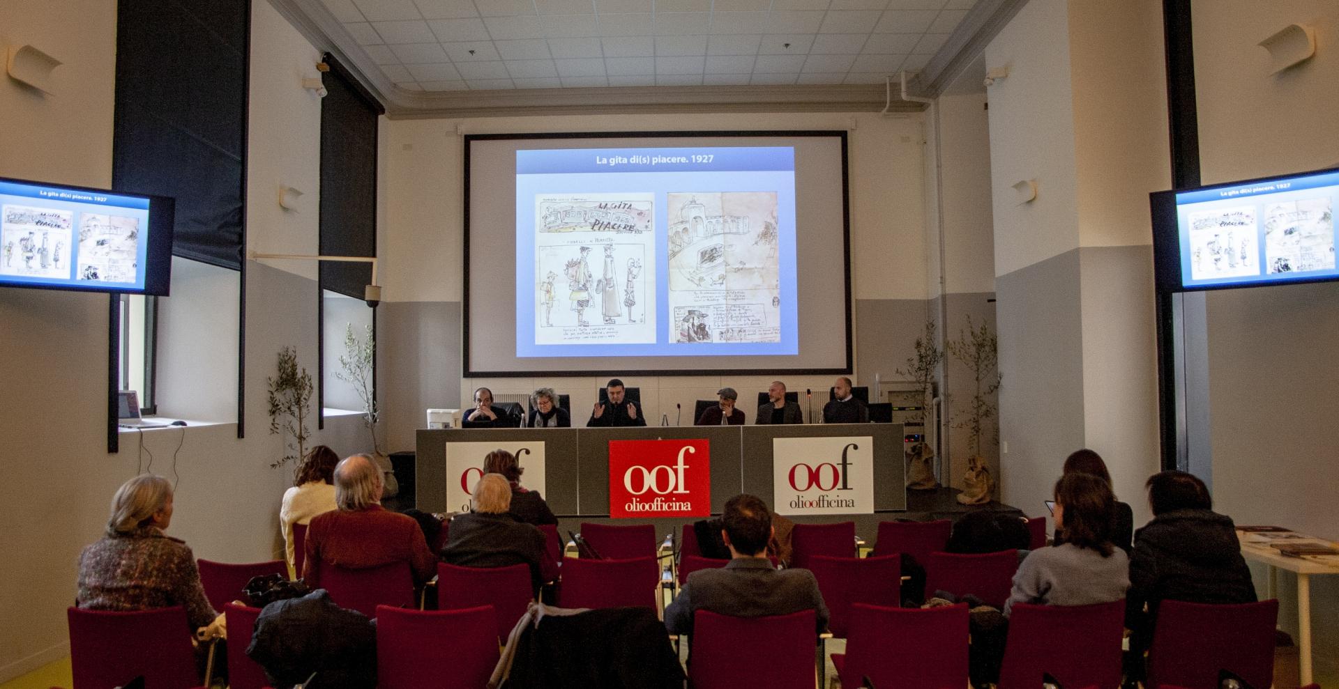 OOF 2020, Il programma completo della Sala Bramante per venerdì 7 e sabato 8