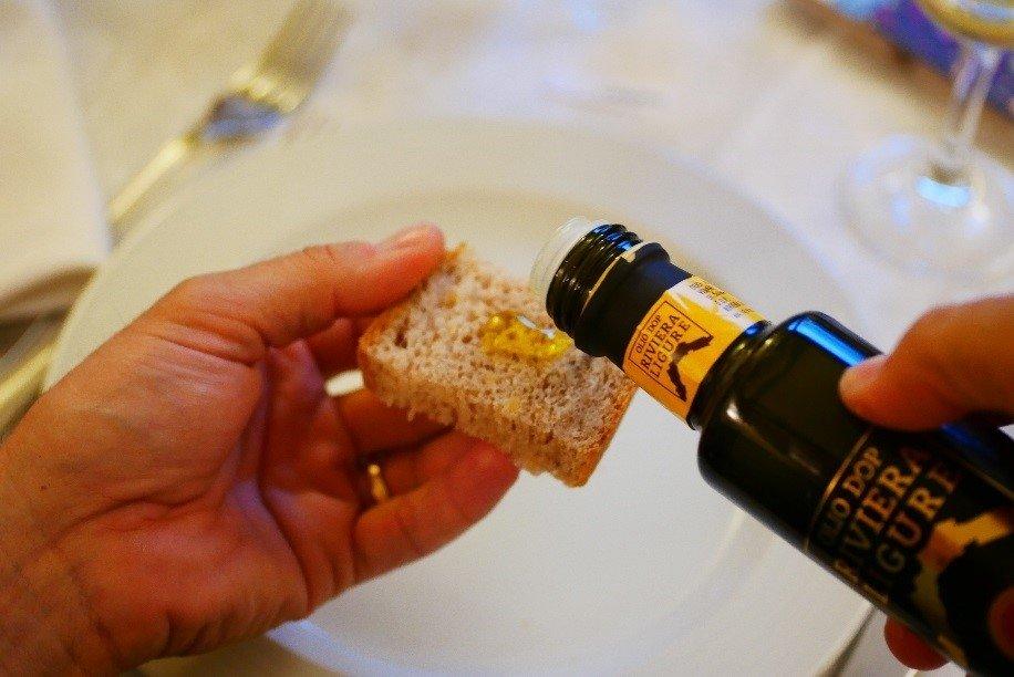L'Olio Dop Riviera Ligure star di Casa Sanremo fino a sabato 8 febbraio