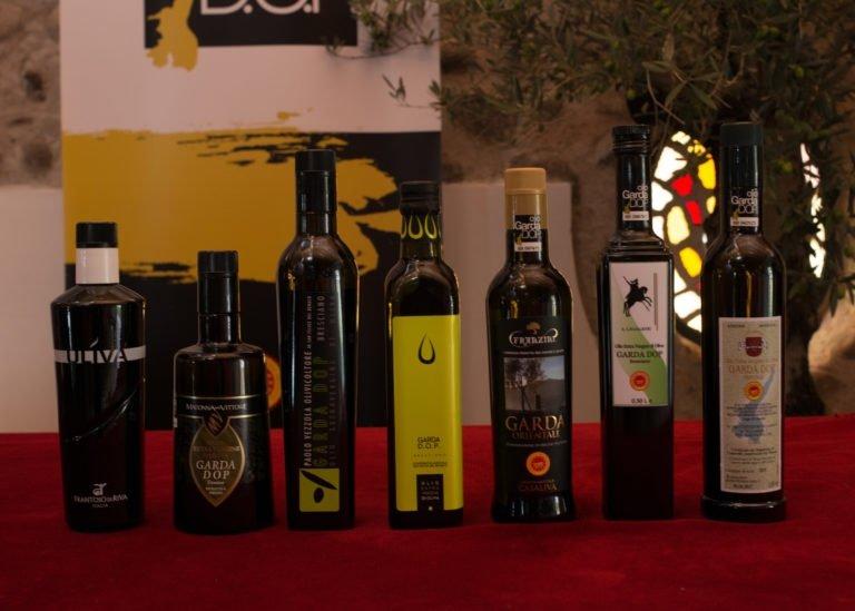 I migliori oli del Garda 2016