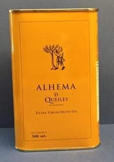 L'Alhema de Queiles? Solo olive Arbequina