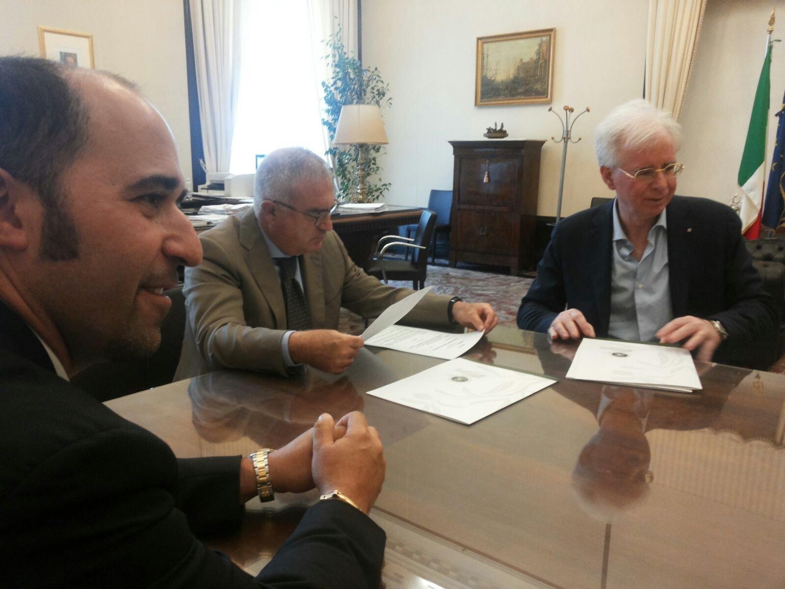 Apol, Cia e Italia Nostra hanno incontrato il Prefetto e il Presidente della Provincia di Lecce per chiedere un impegno congiunto  a difesa dell'agricoltura salentina