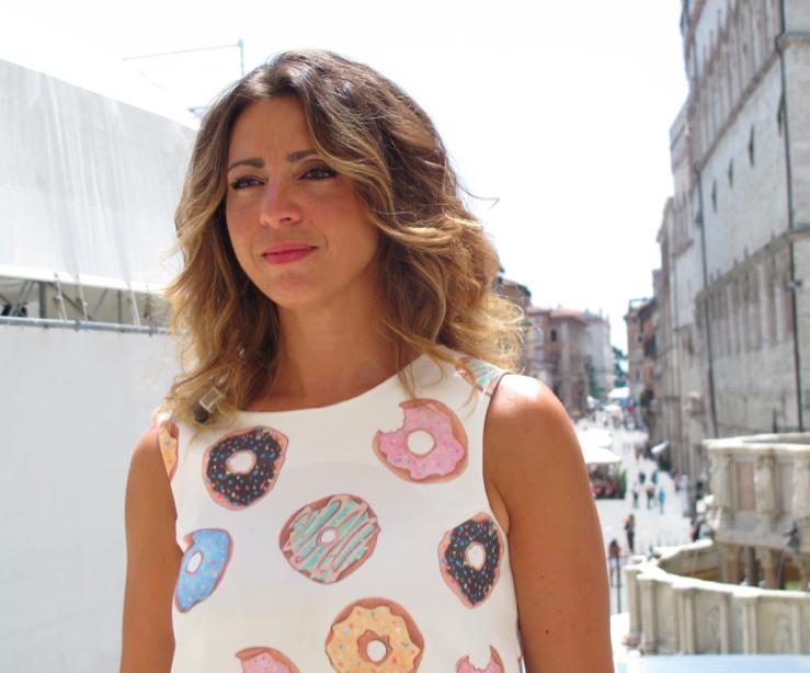 I racconti di Chiara Coricelli rendono più moderna la comunicazione sull'olio