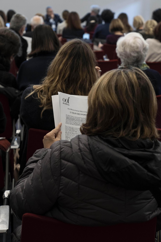 La conferenza stampa di OOF 2020